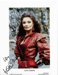 Kate O'Mara 'The Rani'  DOCTOR WHO Genuine Signed Autograph 10 x 8 COA 11496